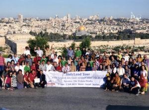 tour ke jordania