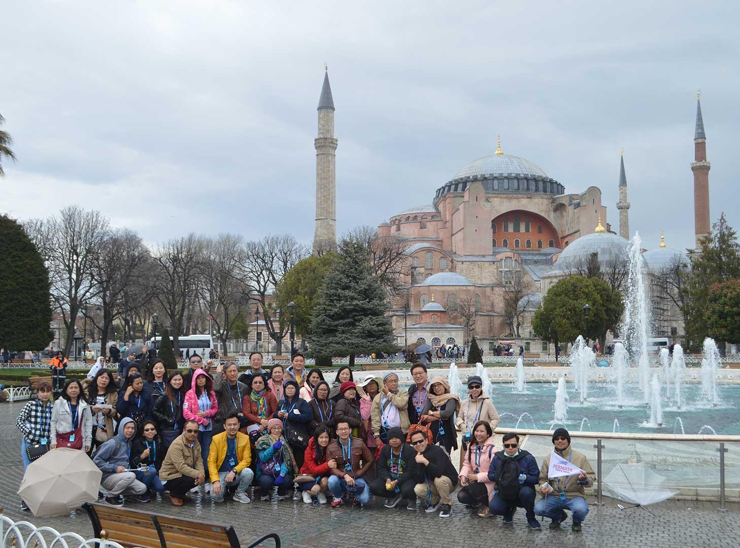 wisata holyland tour