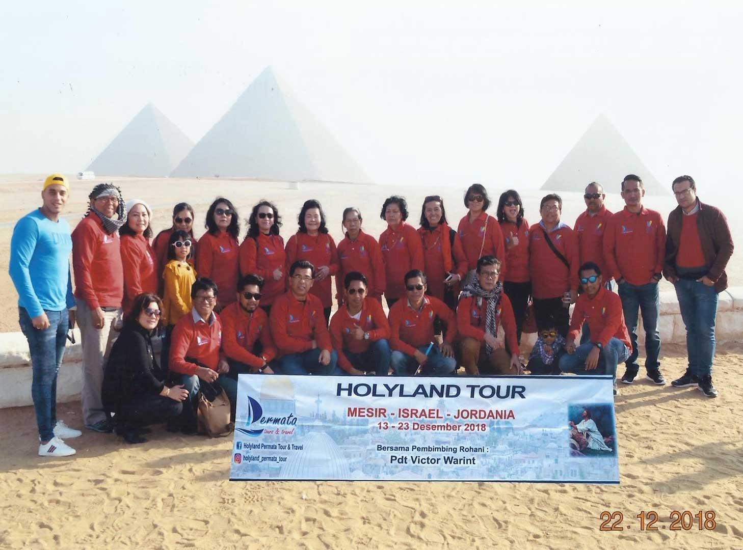 wisata ke israel dan turki