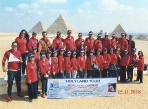 MEMILIH HOLYLAND TOUR TERBAIK di Jakarta
