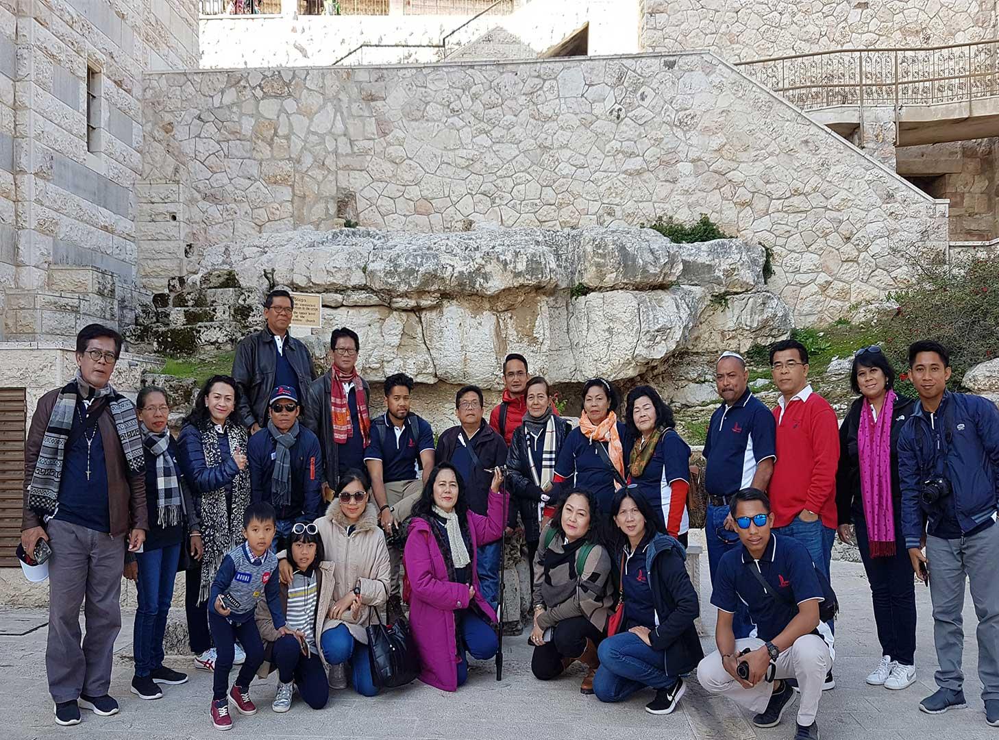 tour ke israel