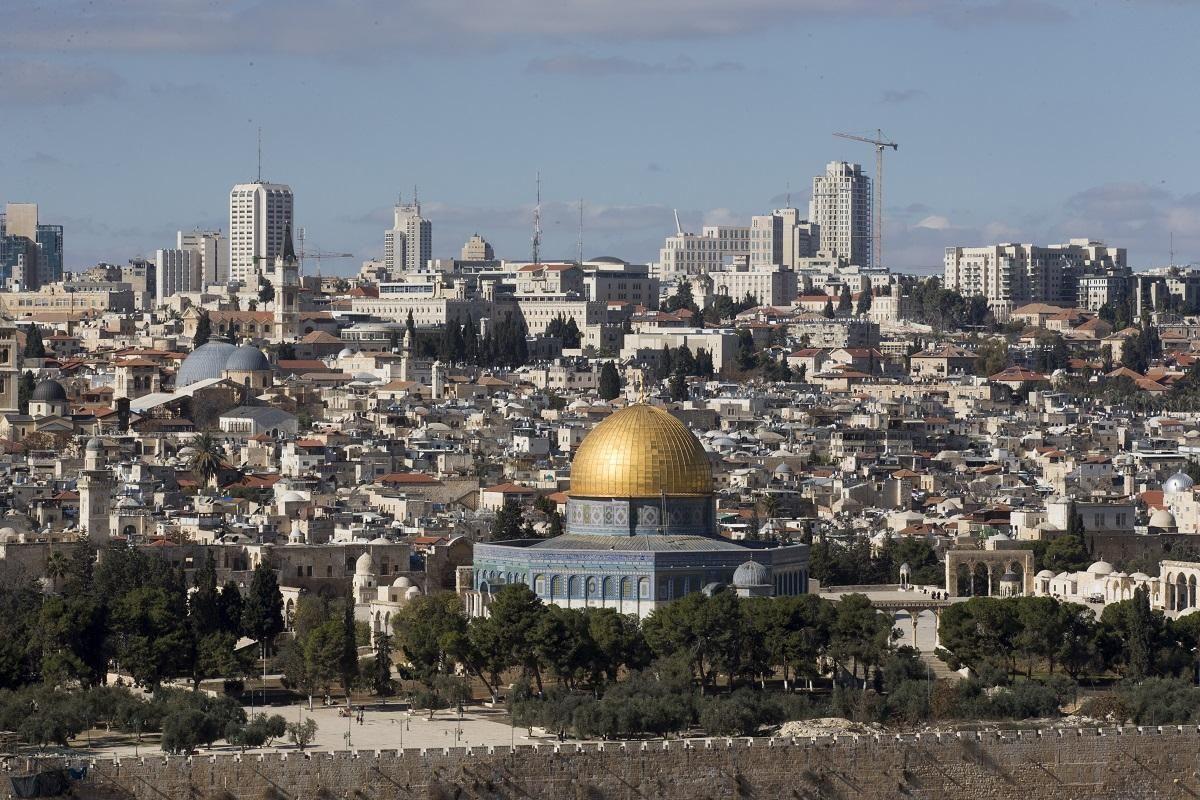 Ziarah ke Israel