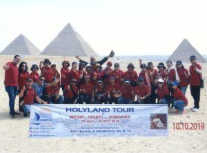 paket holyland tour