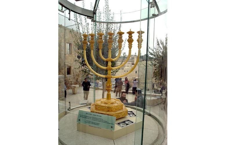 Mengenal Israel : Menorah