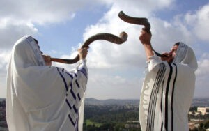 Mengenal Israel : Shofar / Sangkakala