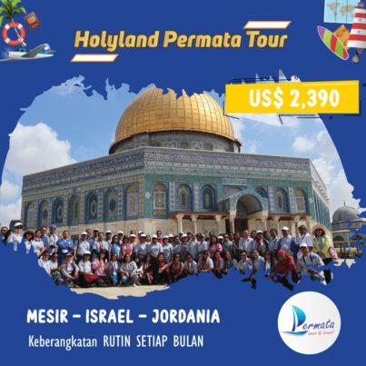 paket tour holyland